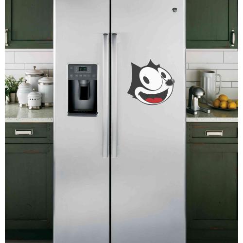 """Наклейка на холодильник """"Felix"""""""