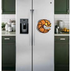 "Наклейка на холодильник ""Мяч"""