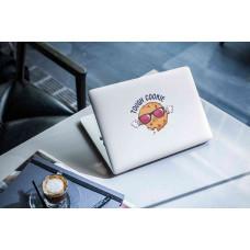"""Наклейка на ноутбук """"Tough Cookie"""""""