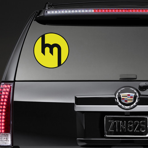 """Наклейка на заднее стекло """"Mazda"""""""