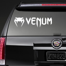 """Наклейка на стекло """"Venum"""""""