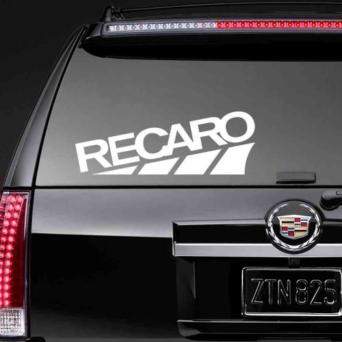 """Наклейка на авто """"RECARO"""""""