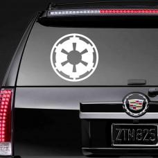 """Виниловая наклейка """"Imperial"""""""