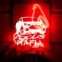 """Наклейка на авто """"Focus MAFIA"""""""