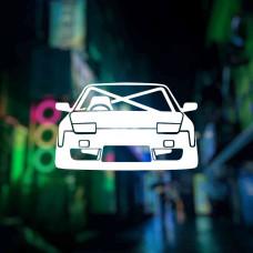 """Наклейка на авто """"Машина"""""""