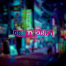 """Наклейка на авто """"Driftworks"""""""