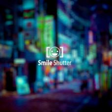 "Наклейка на авто ""Smile Shutter"""
