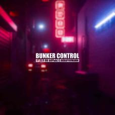 "Наклейка на авто ""Bunker Control"""